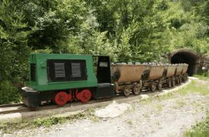 Cemento natural de mina