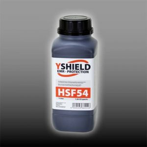 HSF 54 - Pintura de apantallamiento