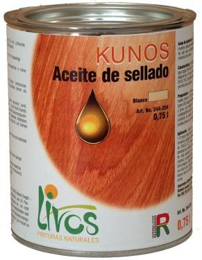 Aceite de sellado ecológico KUNOS 244