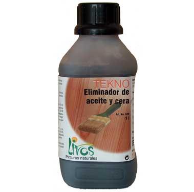 Eliminador de aceite y cera TEKNO 539