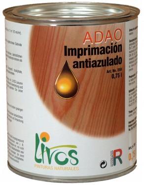 Imprimación antiazulado ecológica ADAO 259