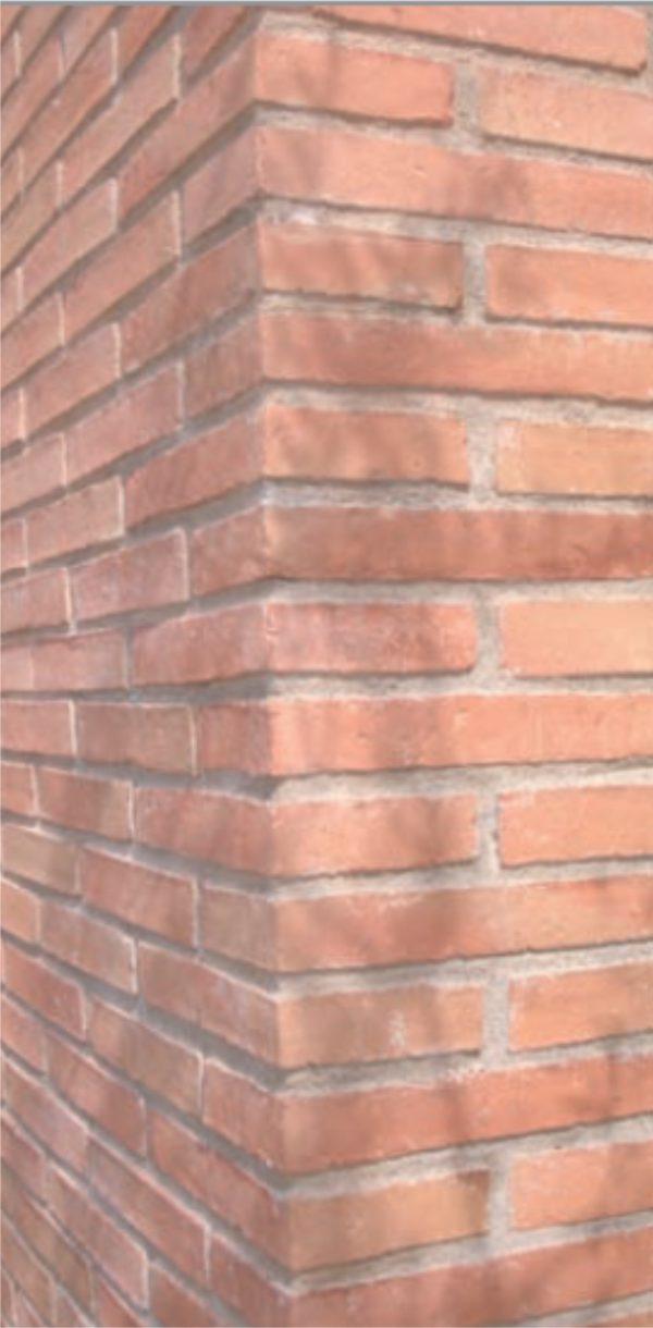 Piezas para pilares de fabricación manual