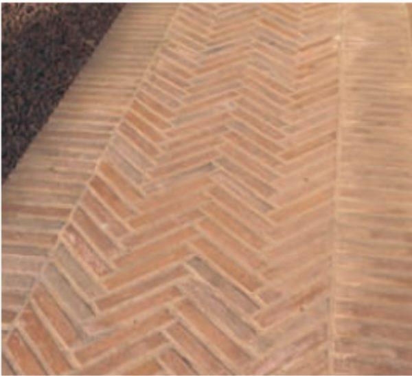 Pavimentos cerámicos de fabricación manual
