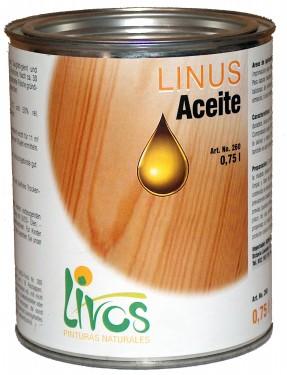 Aceite ecológico LINUS 260