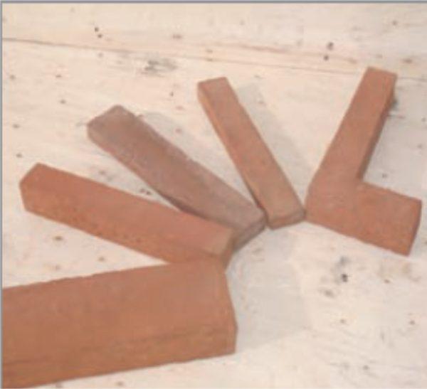 Picholines y plaquetas de fabricación manual